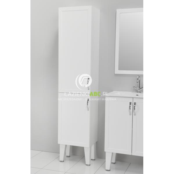 Antado Rustic Słupek Do łazienki 40x160 666078 Biały