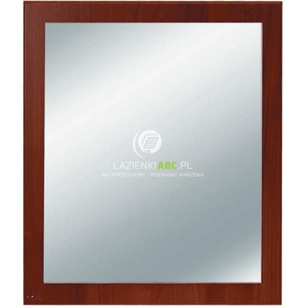 Lustro Cersanit Sevilla S507 007 Orzech Lazienkiabcpl