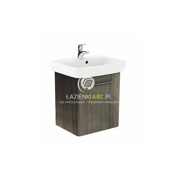 Koło NOVA PRO szafka z umywalką 50cm wisząca, szary jesion M39012000
