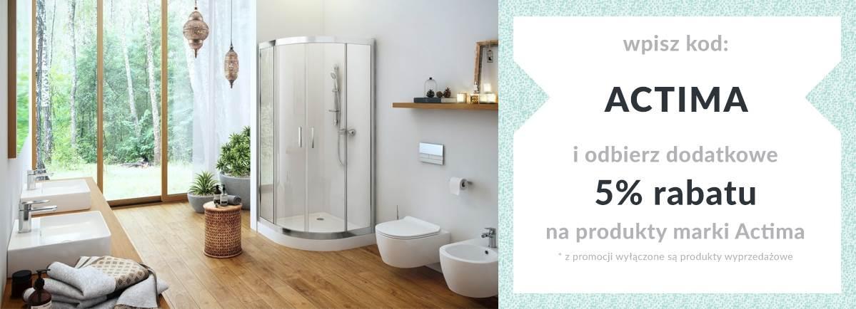 Actima - kabiny prysznicowe