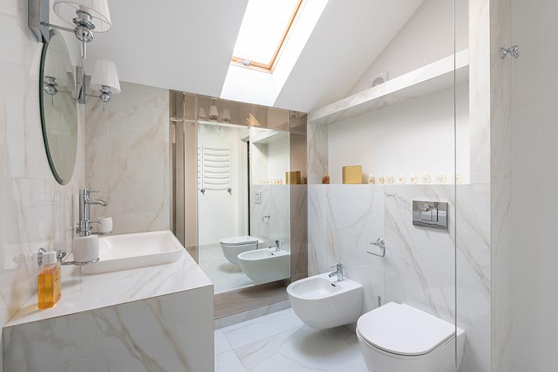 aranżacja idealnej łazienki