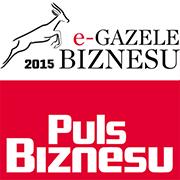 ŁazienkiABC.pl zobyły nagrodę e-Gazele Biznesu 2015
