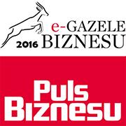 ŁazienkiABC.pl zobyły nagrodę e-Gazele Biznesu 2016