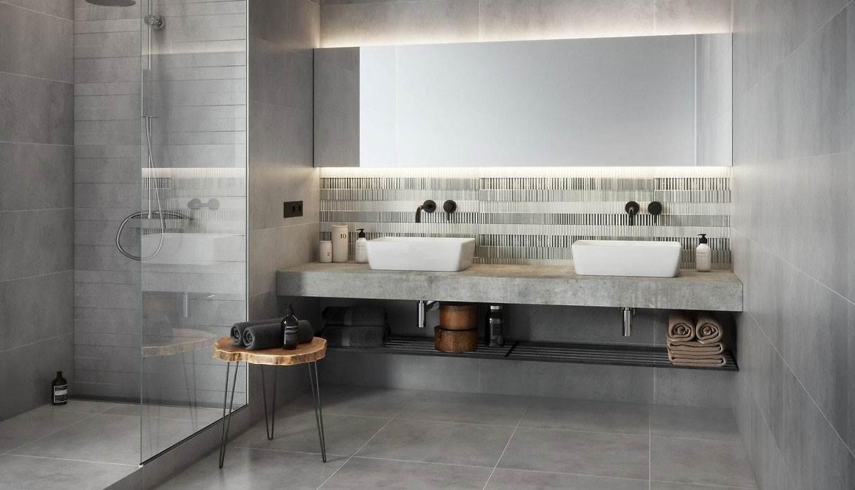 Beton Architektoniczny Topowy Trend W Aranżacji łazienki
