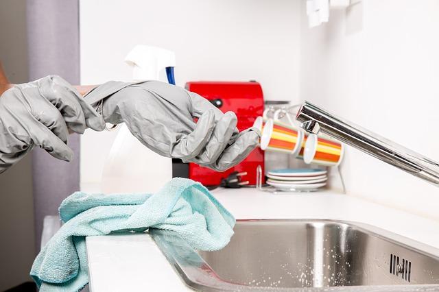 czyszczenie sodą