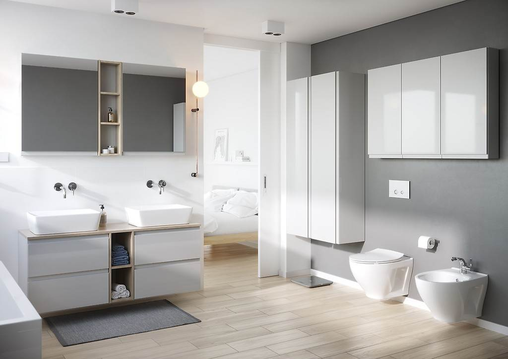 Modułowe Meble Do łazienki Nowości Produktowe Cersanit