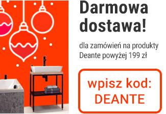 Darmowa dostawa Deante