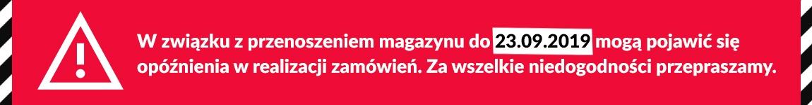 NANOlazienki.pl - Komunikat
