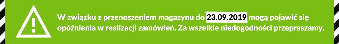 LazienkiABC.pl - Komunikat