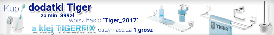Tiger - dodatki łazienkowe - LazienkiABC.pl