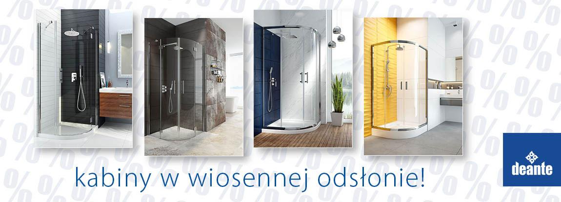 Baner kabiny prysznicowe
