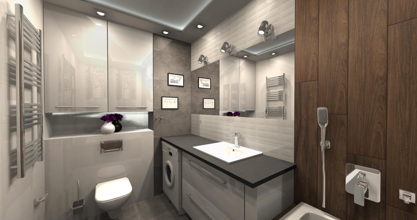 Przykładowe Aranżacje łazienki Strona 1 łazienki