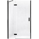 Drzwi prysznicowe czarne