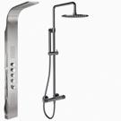 Kolumny i panele prysznicowe