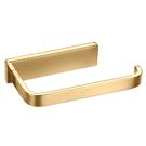 Złote dodatki łazienkowe