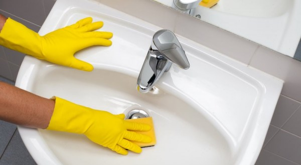 Czystość w łazience - czysta przyjemność