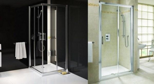 Niezwykła seria kabin prysznicowych - Koło Geo 6