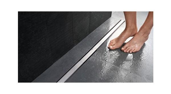 Odpływy liniowe Clean Line marki Geberit - maximum funkcjonalności i designu