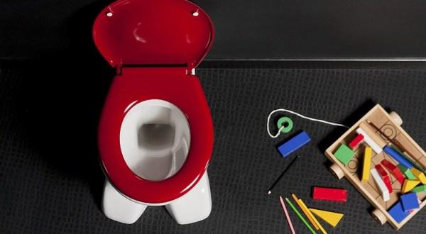Pomysł na łazienkę dla Twojej pociechy