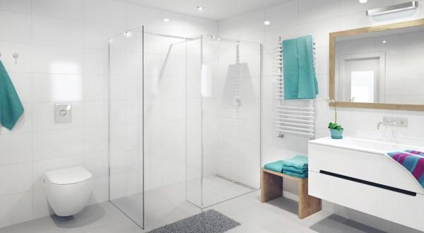 Ponadczasowe pytanie - kabina prysznicowa czy wanna?