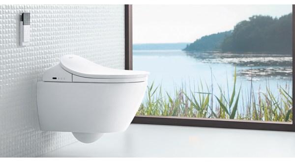 Ultranowoczesność w zasięgu łazienki