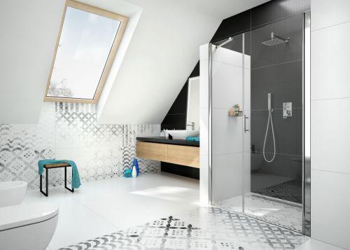 Deante Anemon - bo w łazience ważna jest geometria