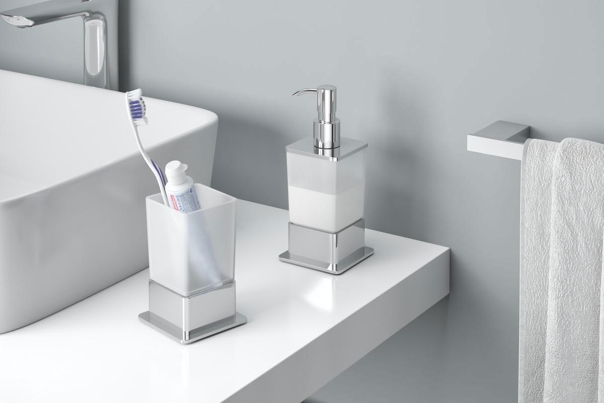 Zestawy Akcesoriów łazienkowych łazienkiabcpl