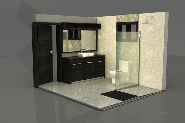 Funkcjonalne meble łazienkowe w stylu skandynawskim
