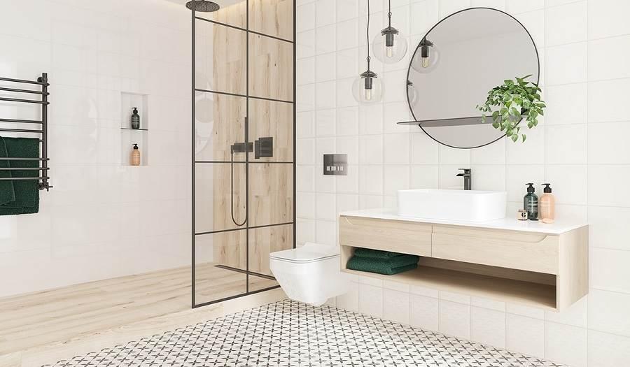 Funkcjonalne przechowywanie w łazience, czyli jak wybrać szafki pod umywalkę?