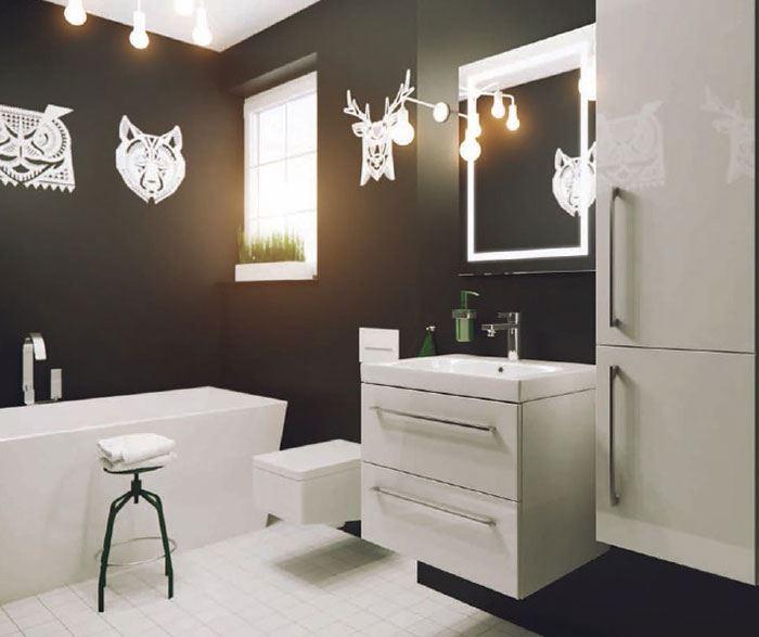 Jak zaaranżować funkcjonalną strefę umywalki?