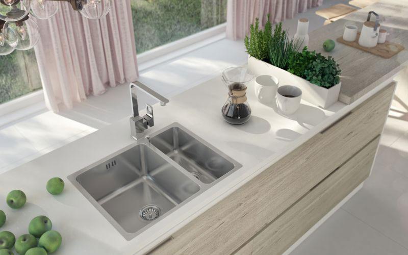 Jakie baterie wybrać do nowoczesnej kuchni i łazienki?