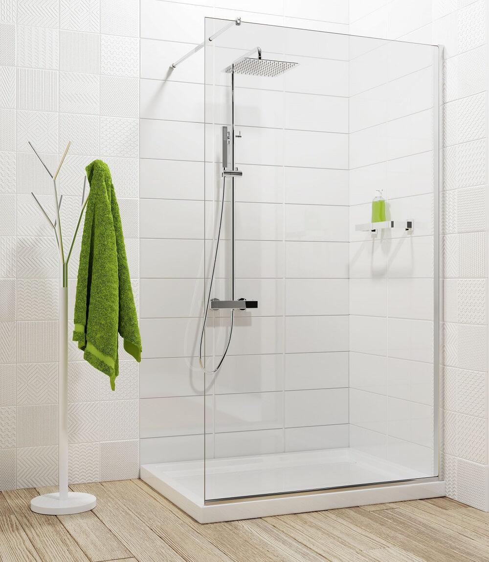 Kabina Prysznicowa Z Brodzikiem Do Małej łazienki
