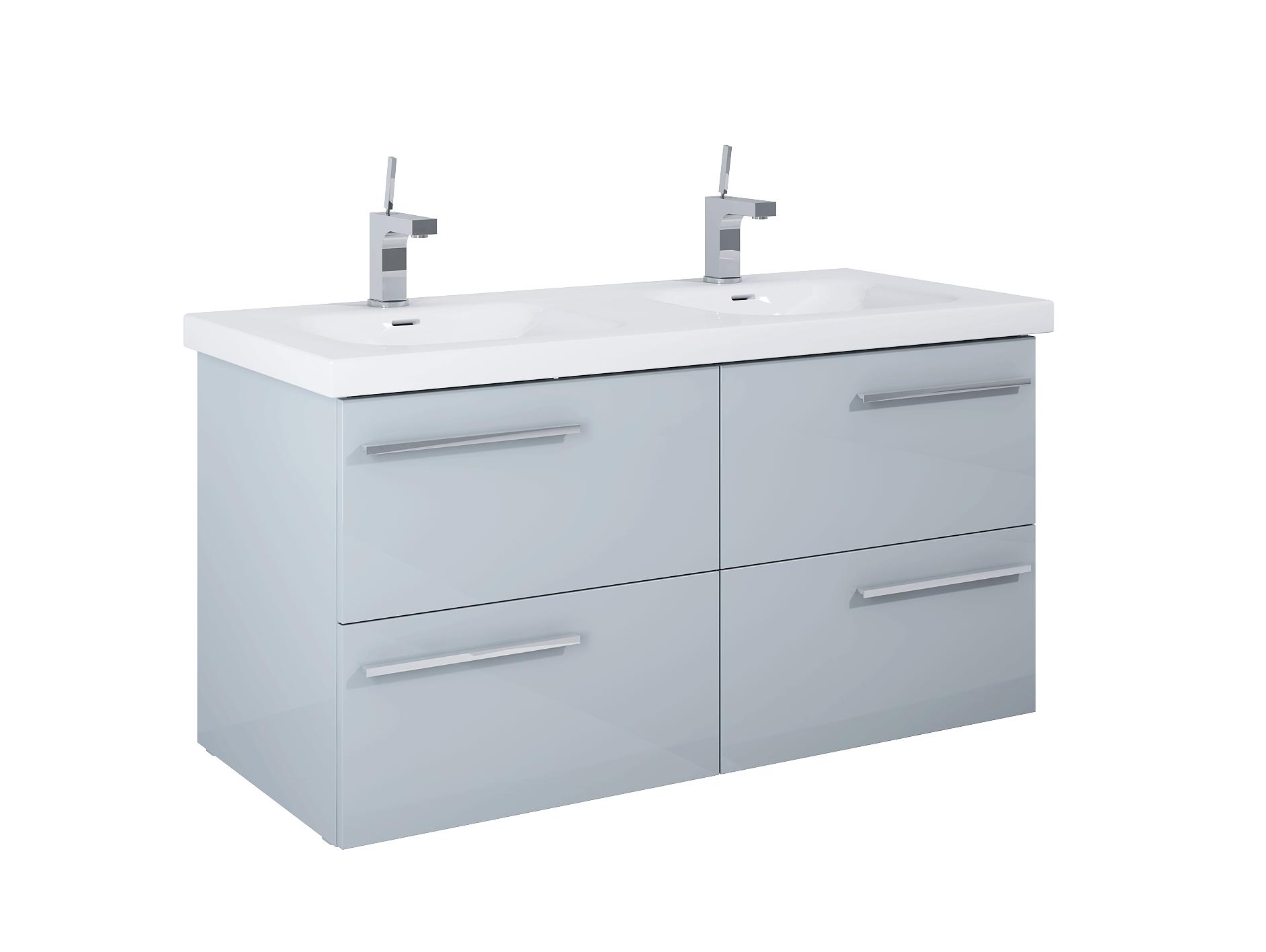 Klasyczne i funkcjonalne meble łazienkowe