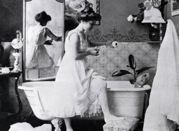 Krótka historia łazienki