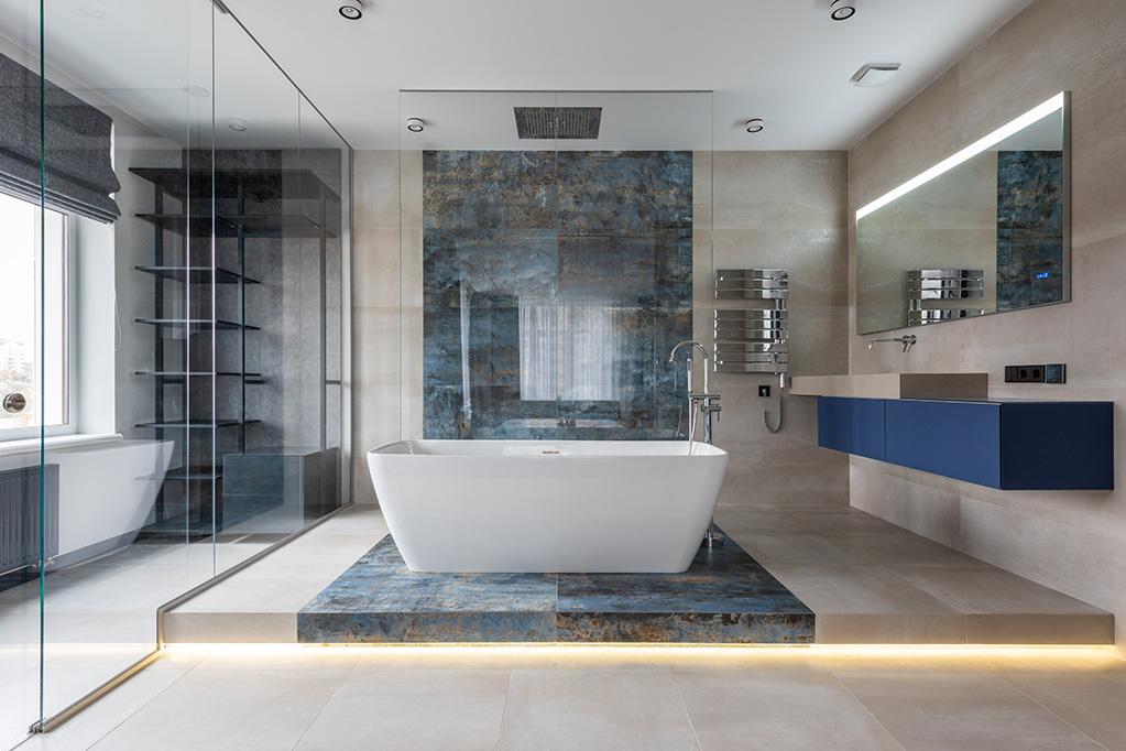 Łazienka w domu jednorodzinnym – jak najlepiej ją urządzić?