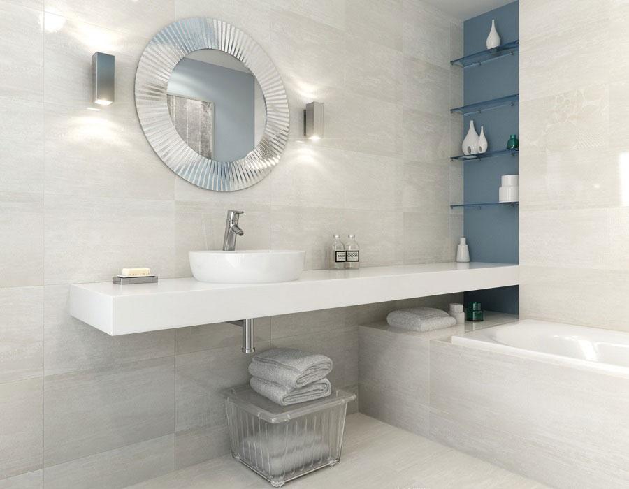 łazienka W Stylu Marynistycznym Lazienkiabcpl
