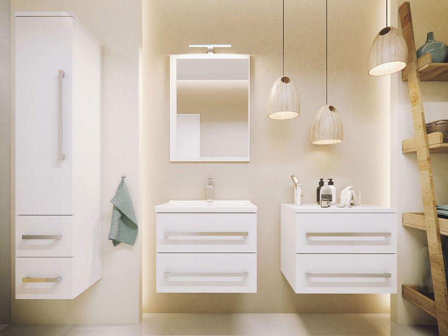 Meble łazienkowe – obowiązkowy element wyposażenia?