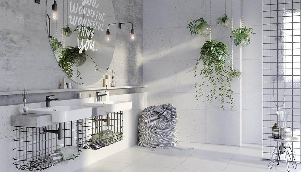 Modna łazienka Trendy łazienkowe 2019 Lazienkiabcpl