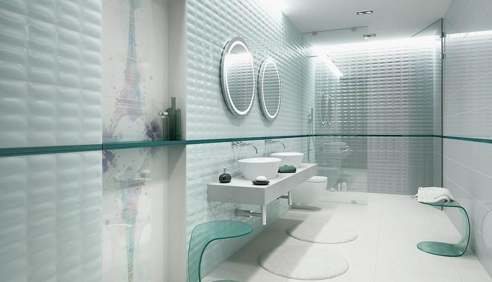 Nietypowa kolorystyka łazienki