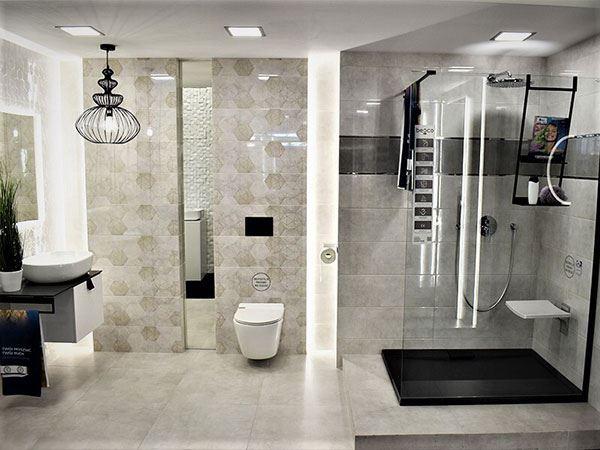 Nietypowe modele kabin prysznicowych