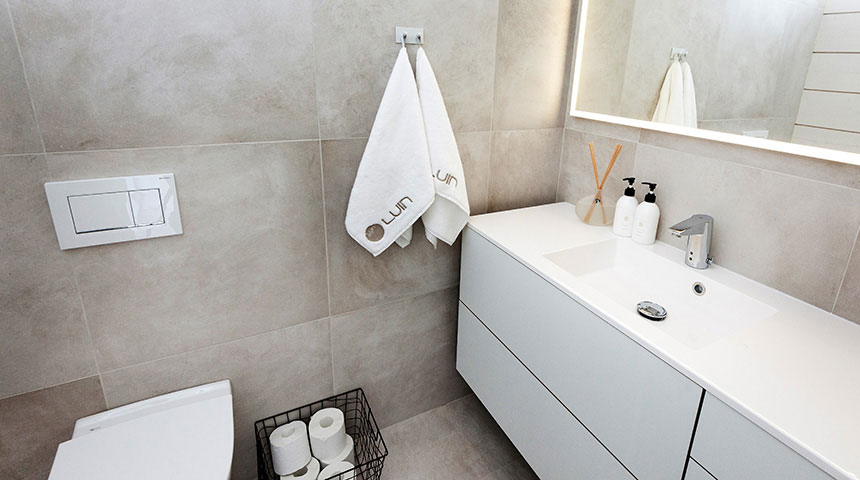 Oras Cubista- biżuteria dla twojej łazienki!