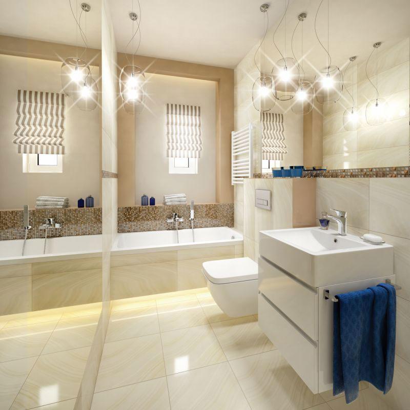 Seria Anemon, idealna dla niewielkich łazienek!