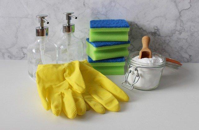Soda oczyszczona - Uniwersalny środek do czyszczenia łazienki!