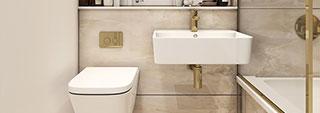 5 pomysłów na odświeżenie łazienki bez remontu!