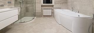 Jak ciekawie zaaranżować, wyróżnić strefę kąpieli?
