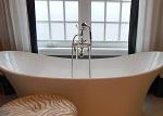 Łazienka z oknem