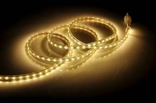 Sposoby na ciekawe oświetlenie LED łazienki