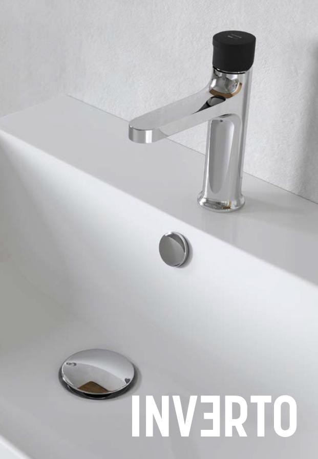 Uniwersalność nowoczesnej kolekcji łazienkowej INVERTO 2...