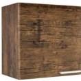 Antado SYCYLIA Szafka do łazienki wisząca 45 cm 649583 stare drewno