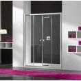 Drzwi przesuwne 120 Sanplast VERA D4/VE 600-050-0351-11-481